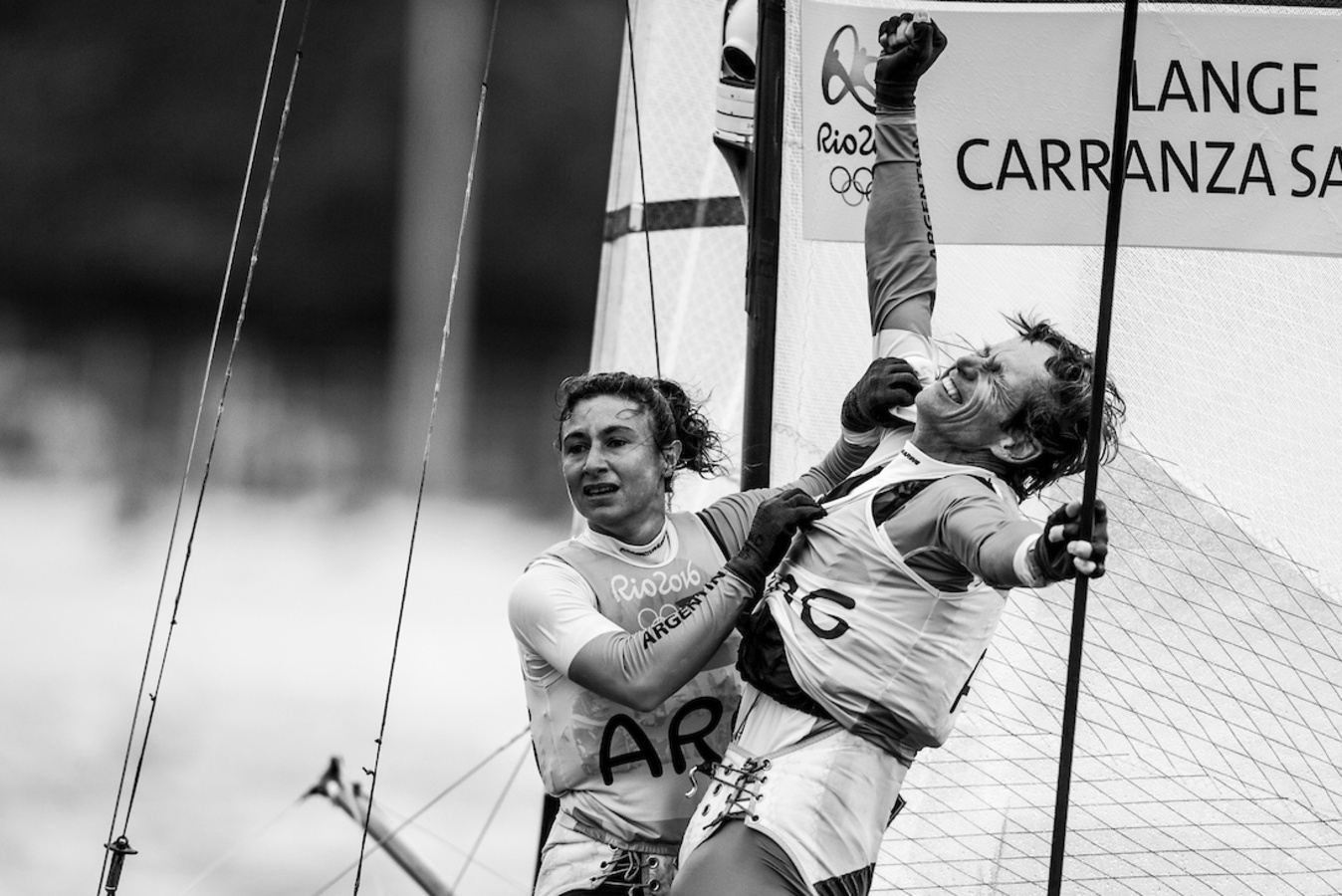 VIDEO: On this day Santiago Lange and Cecilia Carranza Saroli win Rio 2016 gold