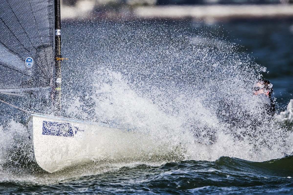 Sailing World Cup Melbourne