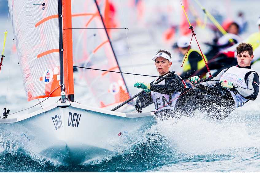 Youth Worlds early entry deadline approaching