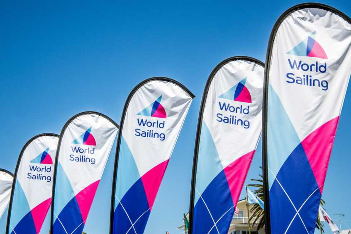 World Sailing and GazProm