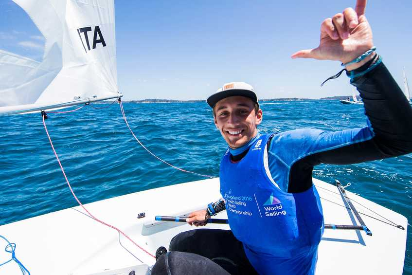 Bids invited for 2020 and 2021 Youth Sailing World Championships