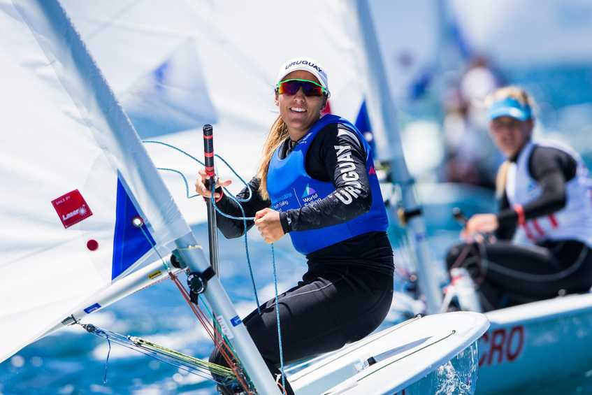 WATCH - Youth Worlds champ Dolores Moreira talks about winning and moving forward