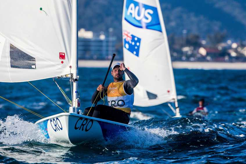 Stipanovic secures first ever sailing medal for Croatia