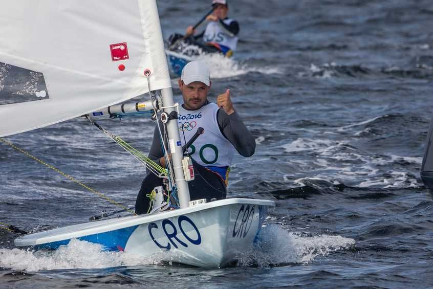 NEWSFLASH - Stipanovic secures Croatia's first ever sailing medal