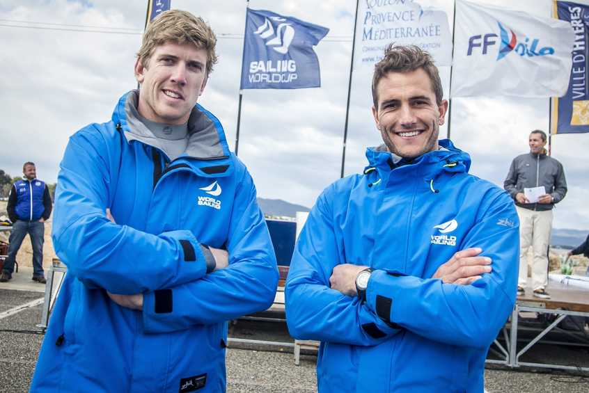 Zhik join World Sailing as 'Official Technical Clothing Partner'