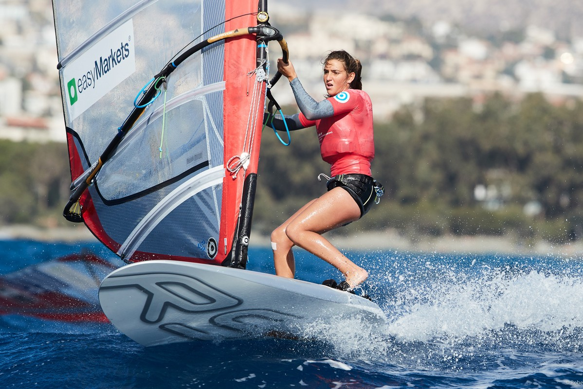 RS:X excitement continues in Cyprus