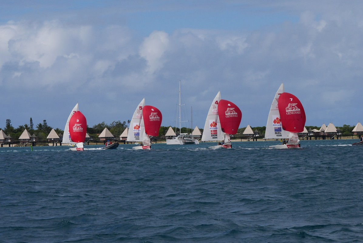 Youth Match Racing