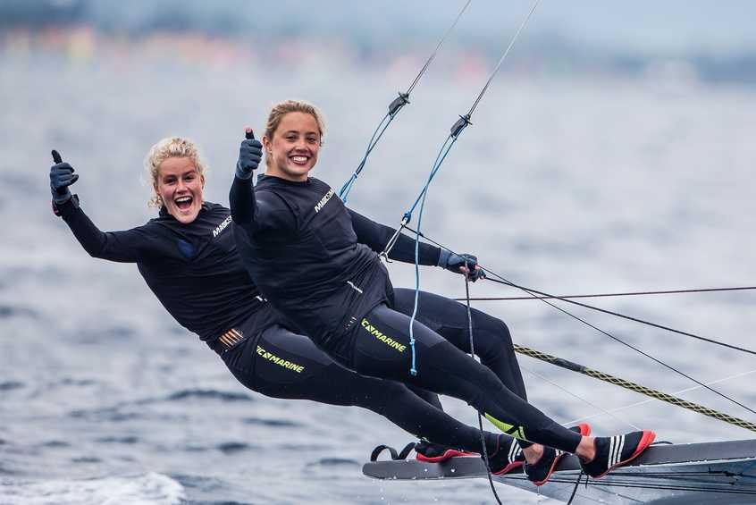 Day Five - How to follow World Cup Series Hyères