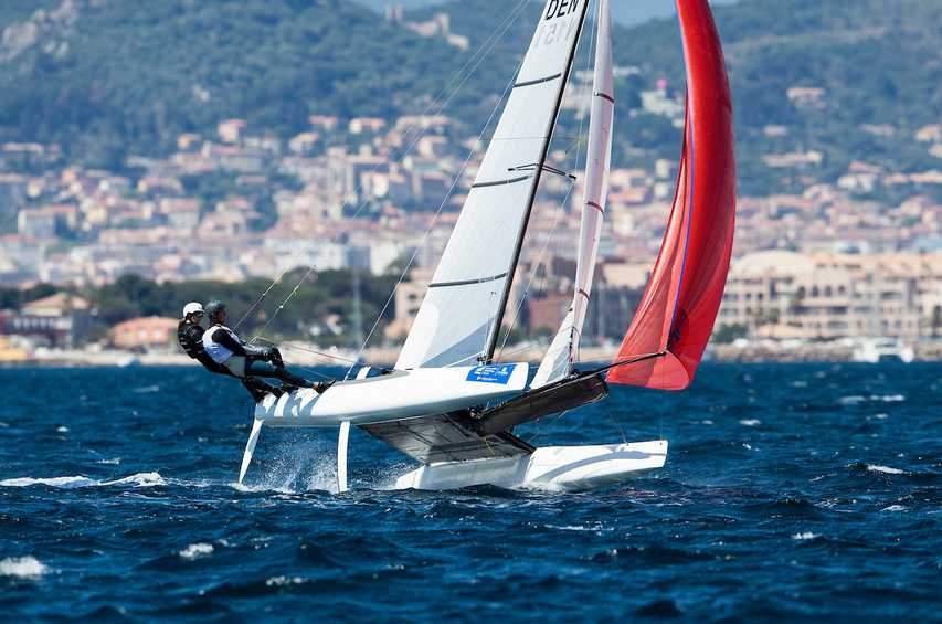 Hyères the final chance for World Cup Final qualification