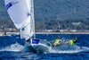 LIVE Medal Races - Sunday - World Cup Series Hyères