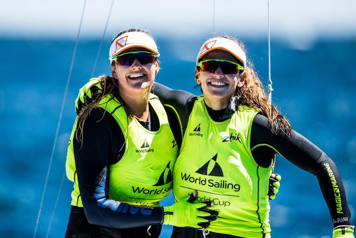 Highlights - Sailing's World Cup Series Hyères