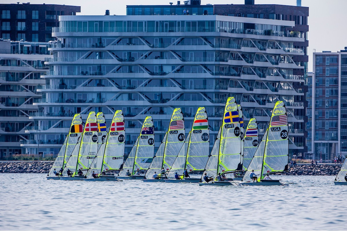 World Sailing publishes 2022 World Championships bidding guidelines
