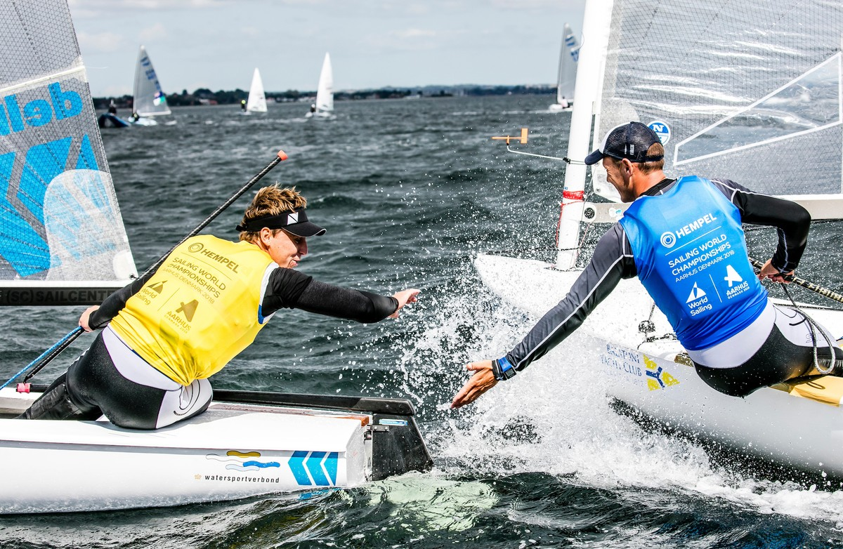 Experienced competitors to lock horns in 470 and Finn Aarhus fleets