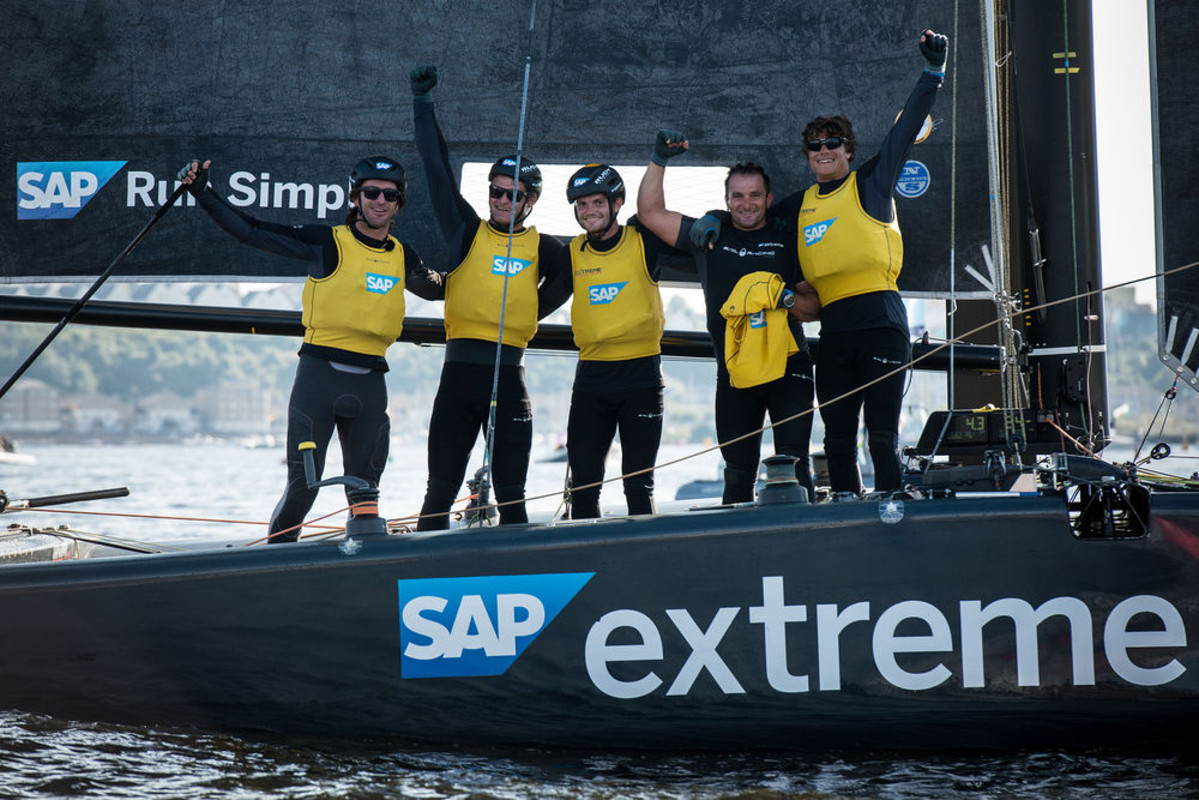SAP Sailing Team