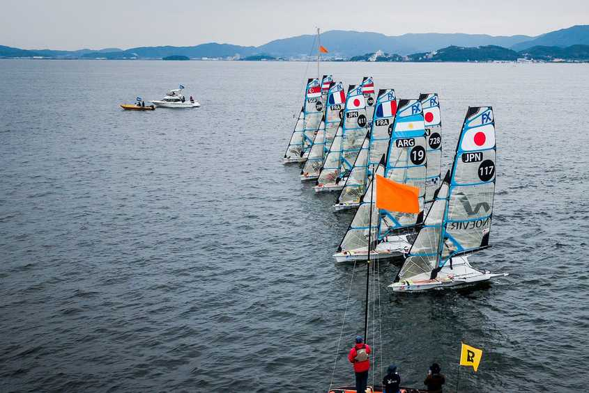 Day #3 Morning Report - How to Follow World Cup Series Japan