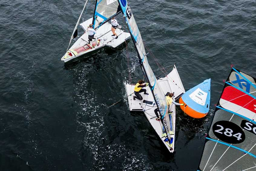 Watch Live Medal Races - World Cup Series Japan
