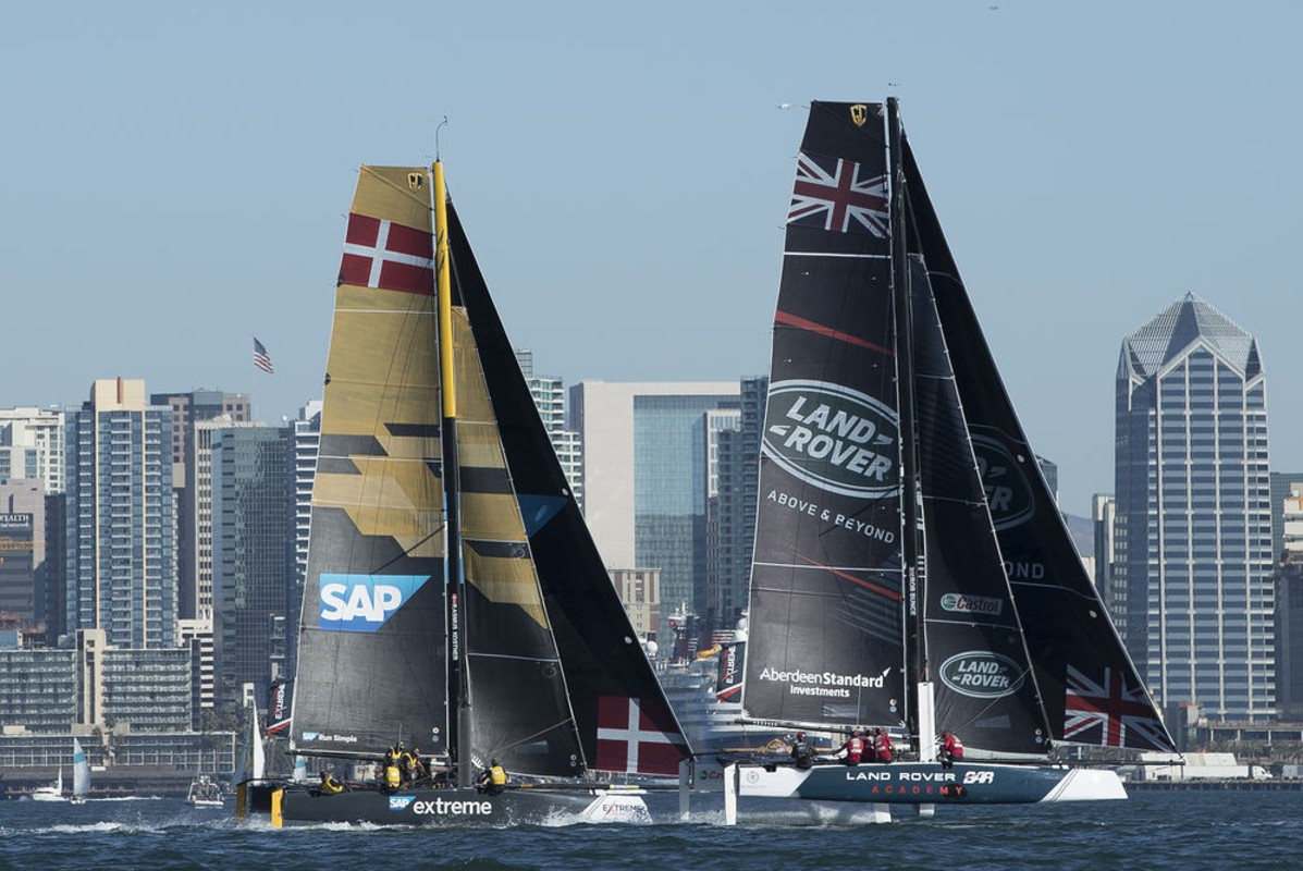 Extreme Sailing Series confirms eight-stop global tour in 2018