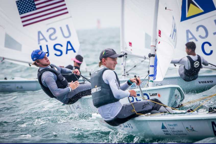 Bermudian sailor inspired by Olympic Games and America's Cup