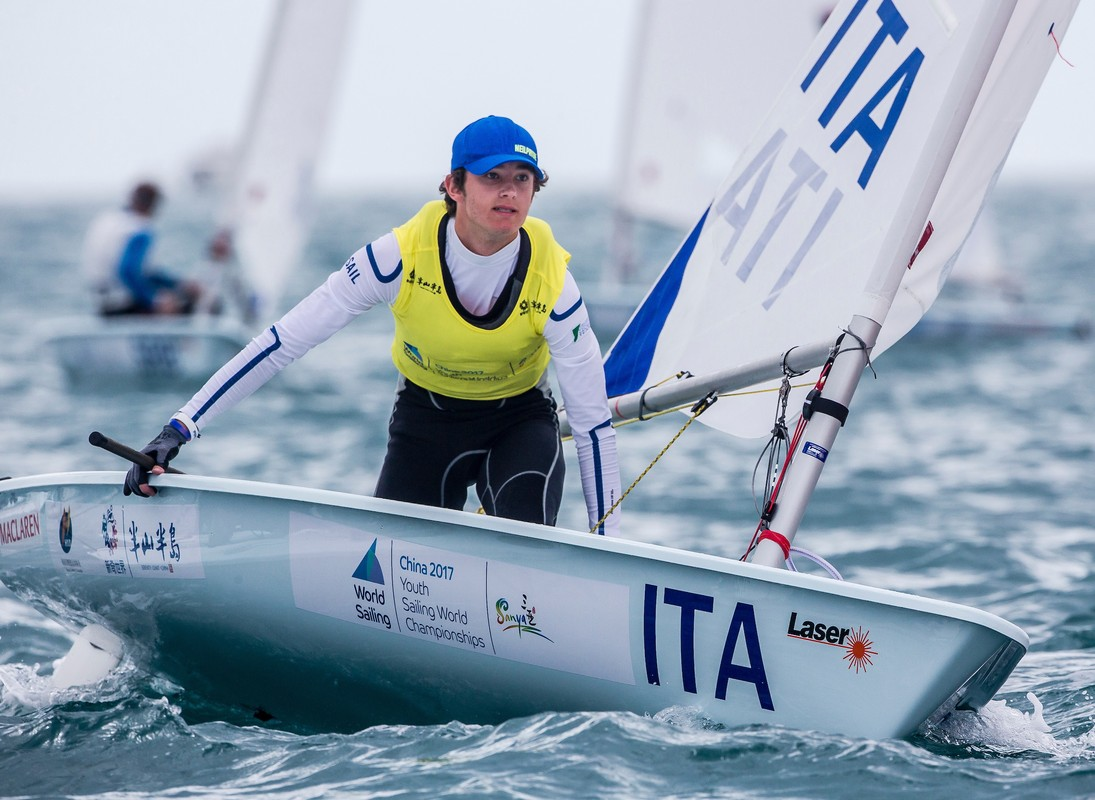 Medalists return for shot at Youth Sailing World Championships gold
