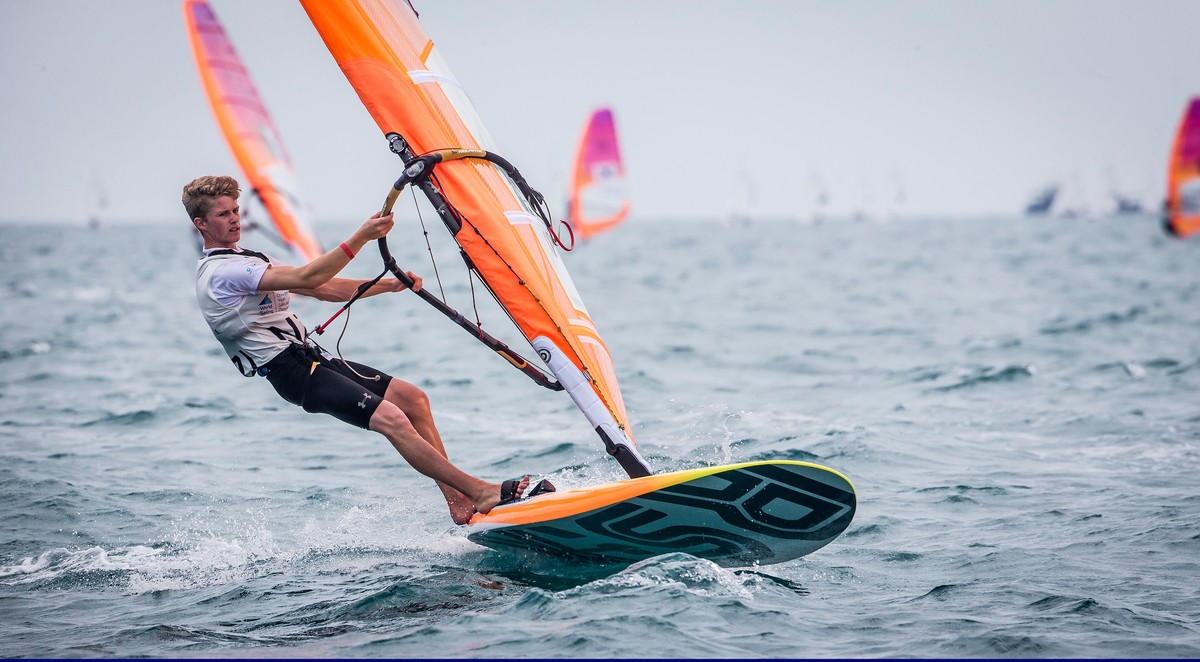 Kiteboarder and boardsailors selected for Youth Olympic Games