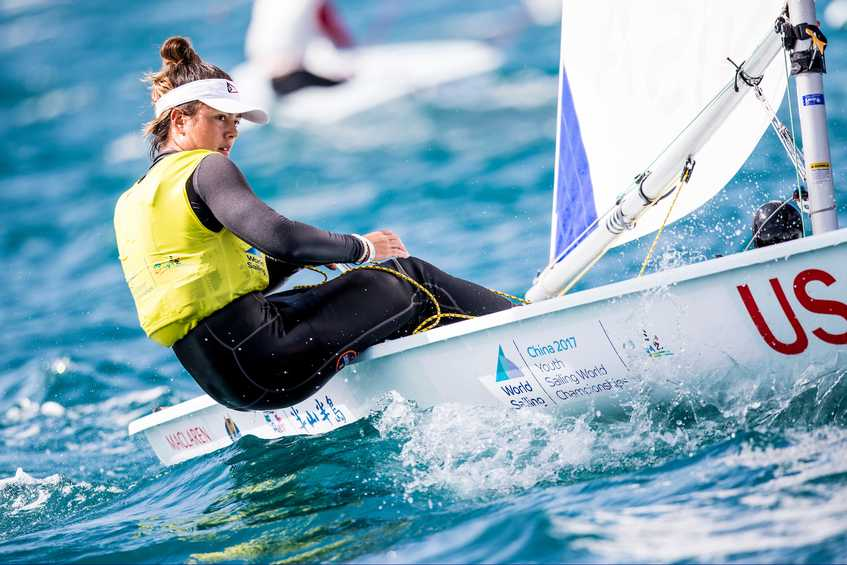 Returning champions spearhead 2018 Youth Sailing World Championships fleets
