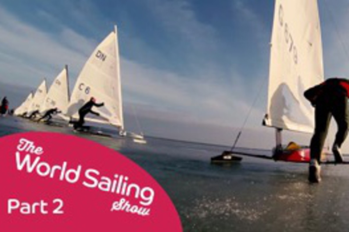 The World Sailing Show - March 2017