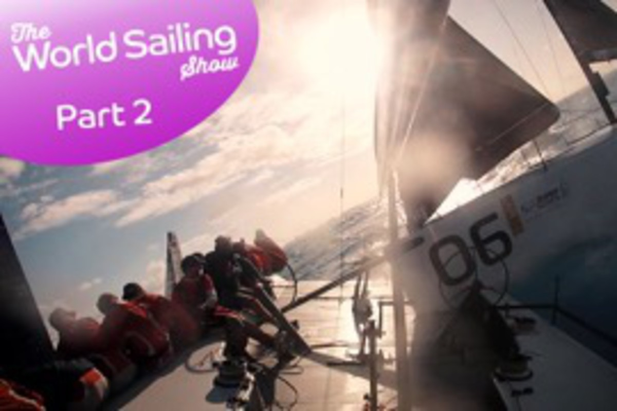 The World Sailing Show - April 2017