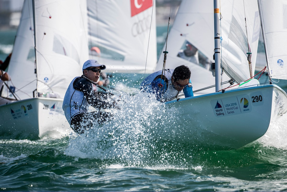 Day #2 Morning Report - How to Follow World Cup Series Miami