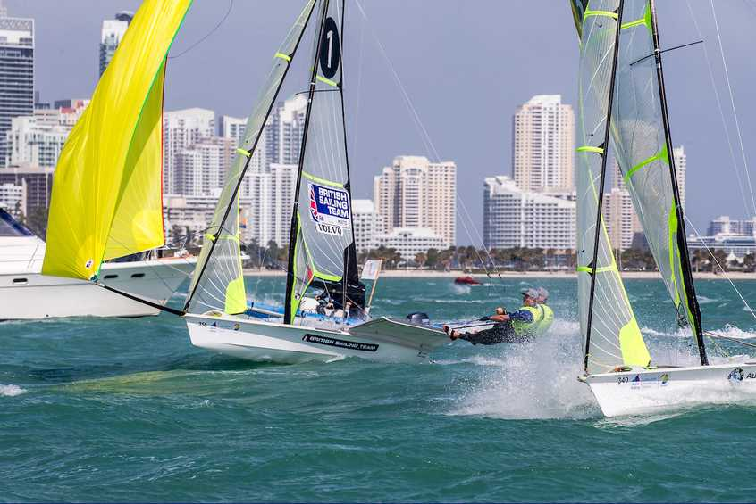Speed, excitement and five new champions at World Cup Series Miami