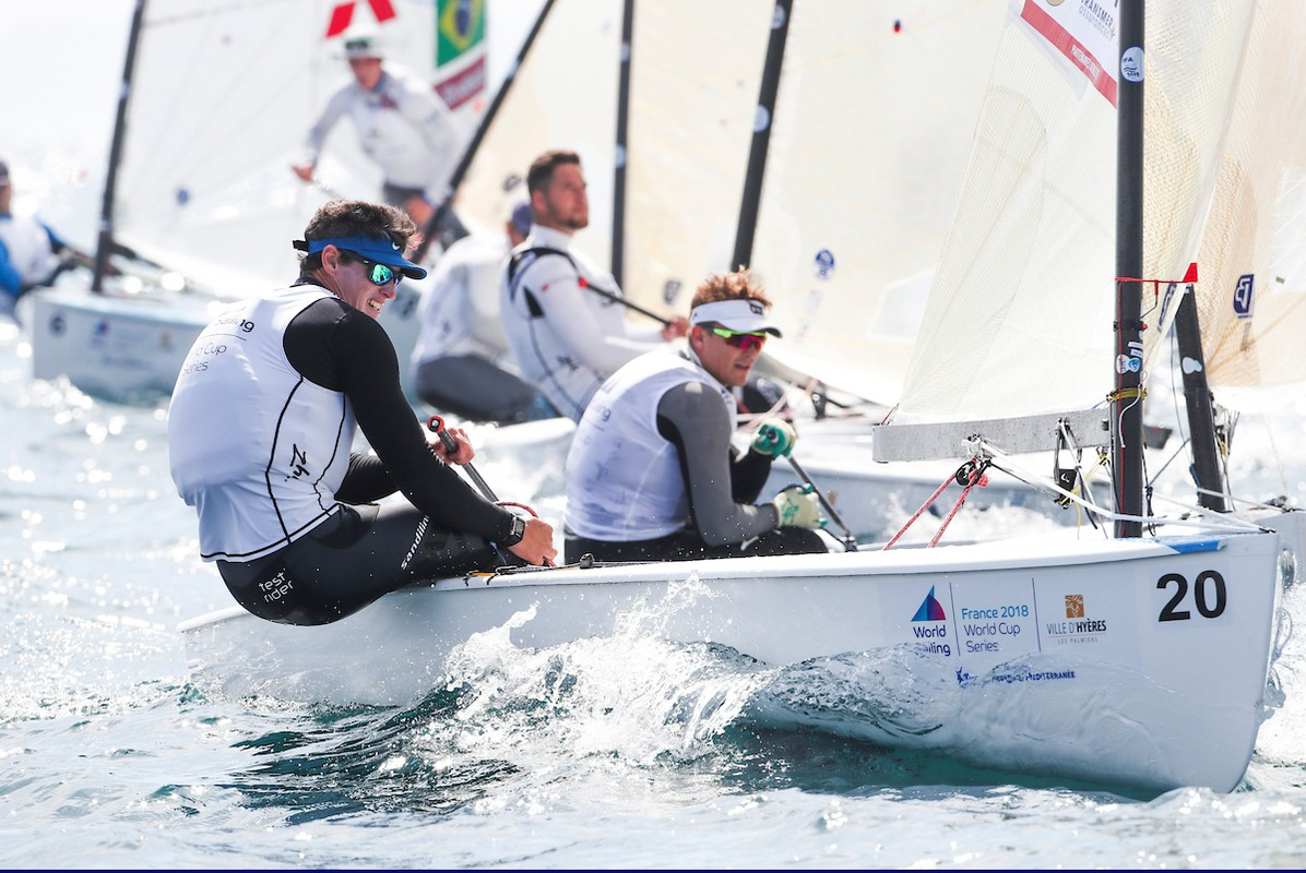 Opening day in Hyères sets scene for enthralling week of competition