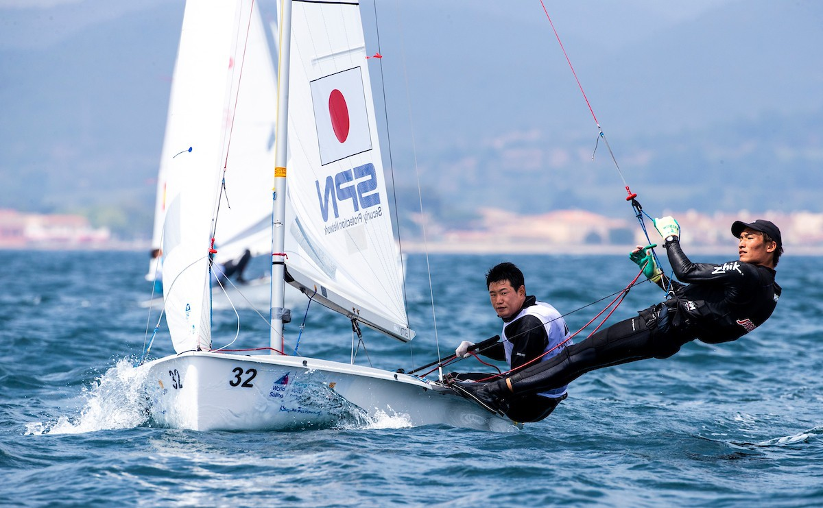 Day #3 Morning Report - How to Follow World Cup Series Hyères