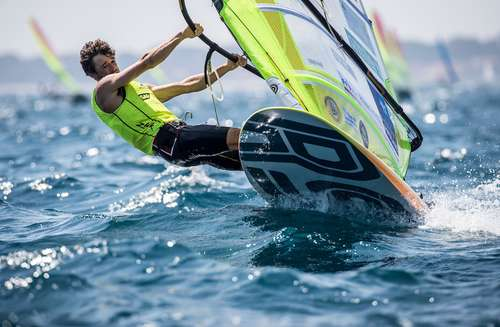 Gold medals galore at World Cup Series Hyères