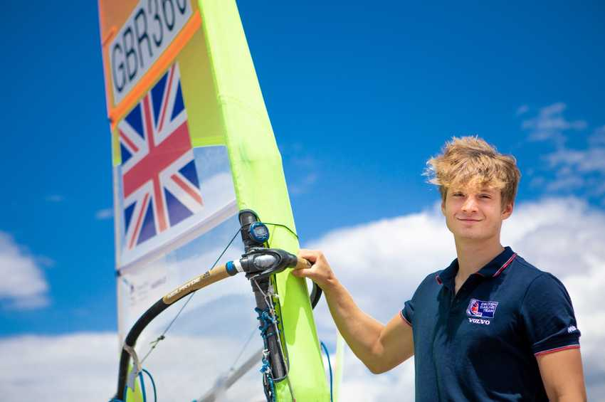 Sailors gear up for 2018 Hempel Sailing World Championships