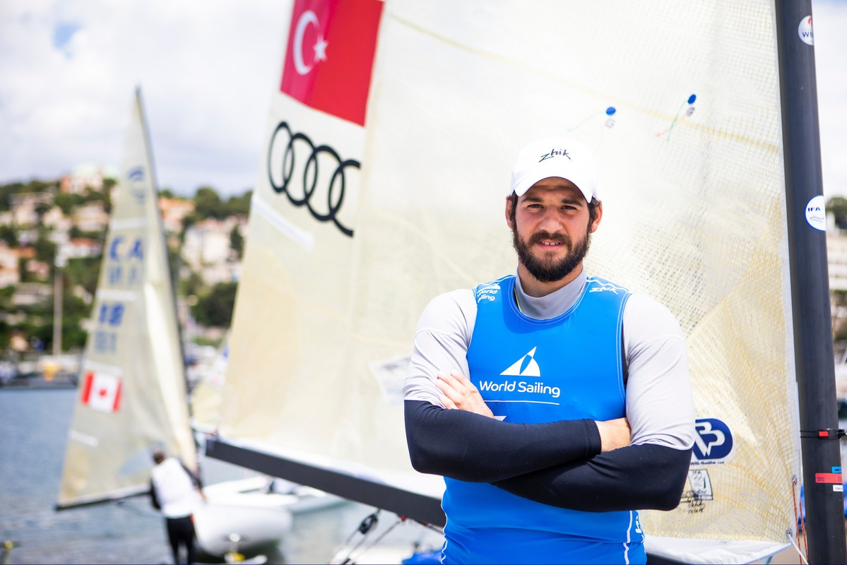 Behind the scenes with Alican Kaynar (TUR)