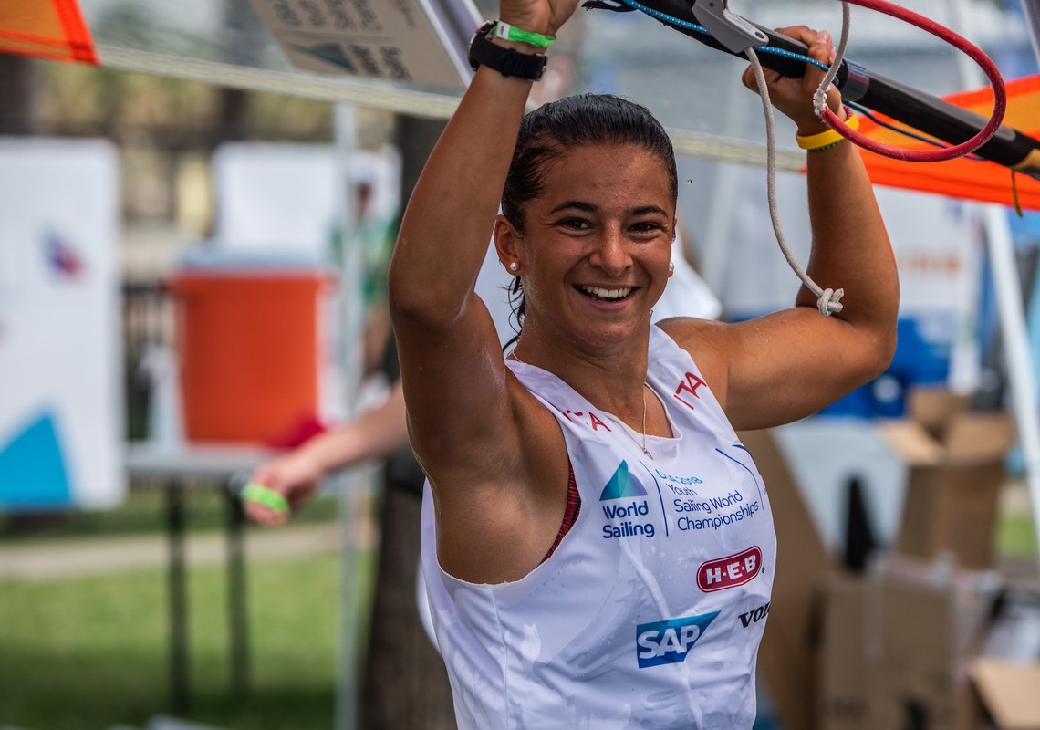 World Sailing Trust launches global survey for strategic review of women in sailing