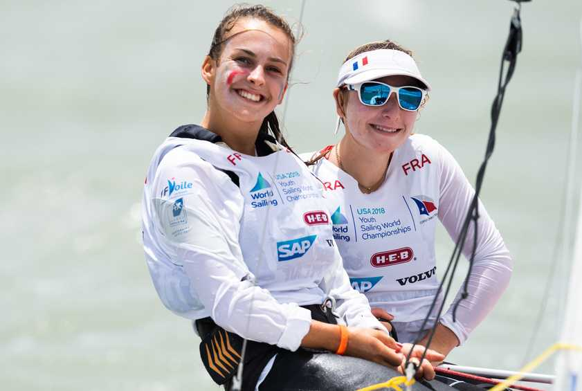 2019 Hempel Youth Sailing World Championships Notice of Race released