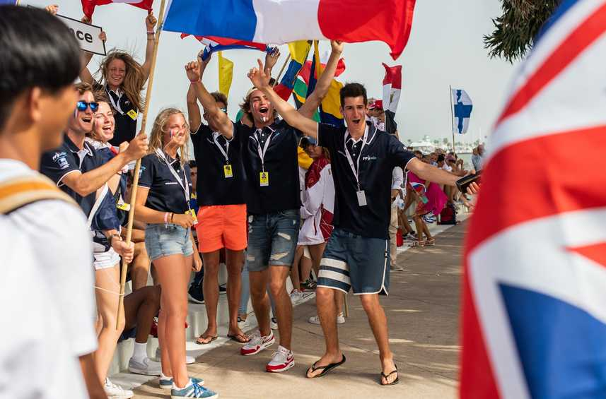 48th Youth Sailing World Championships officially open