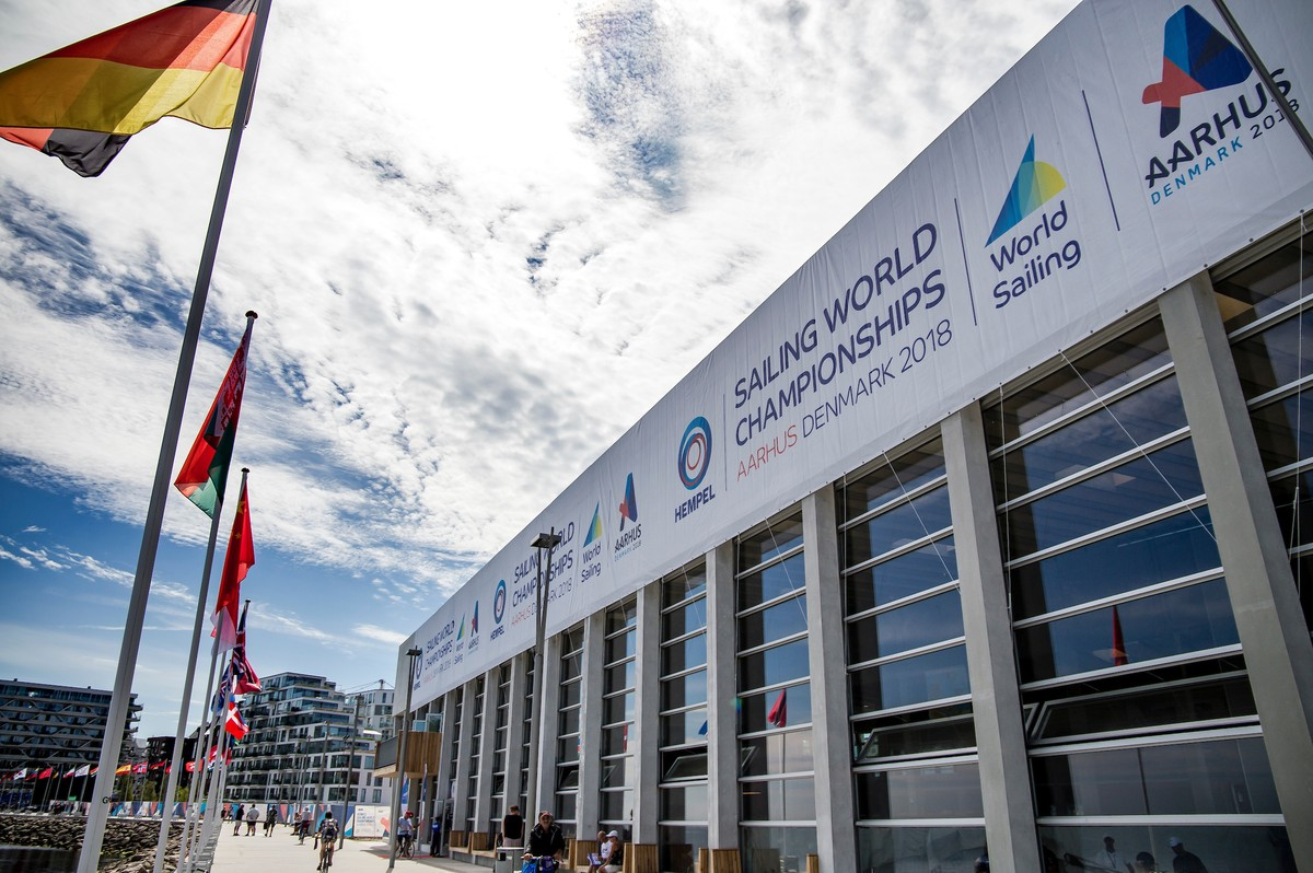 Olympic sailing calendar set for 2019-2020