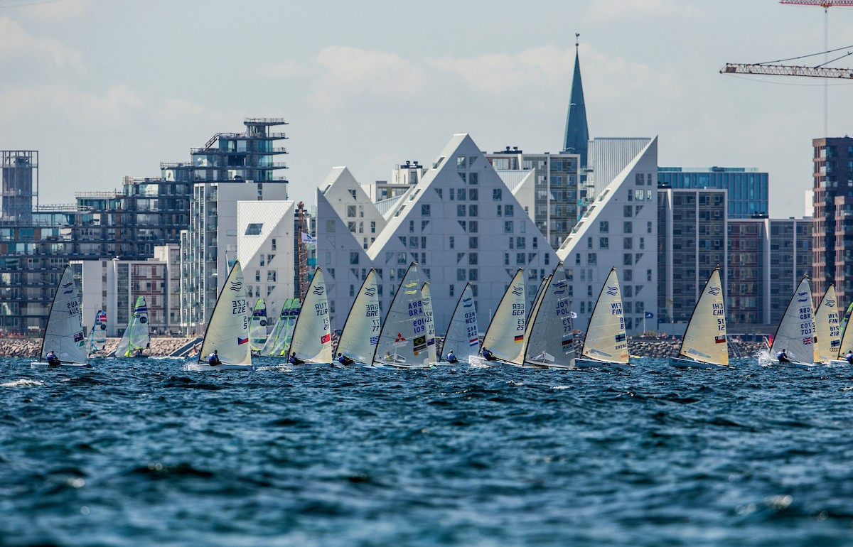 First Finn and Men's 470 Tokyo 2020 nations confirmed