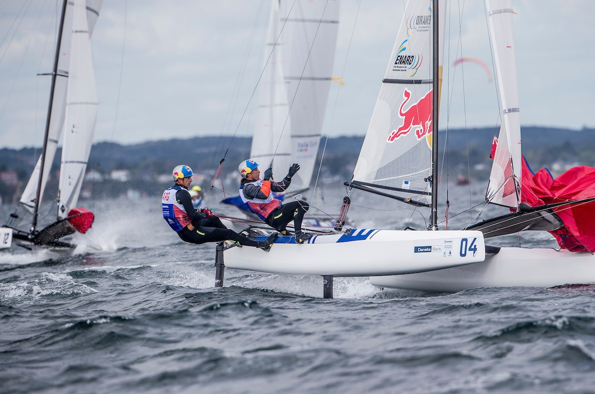 Day #5 Morning Report - Aarhus Sailing World Championships 2018