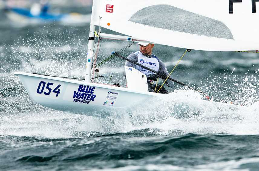 Day #9 Morning Report - Aarhus Sailing World Championships 2018