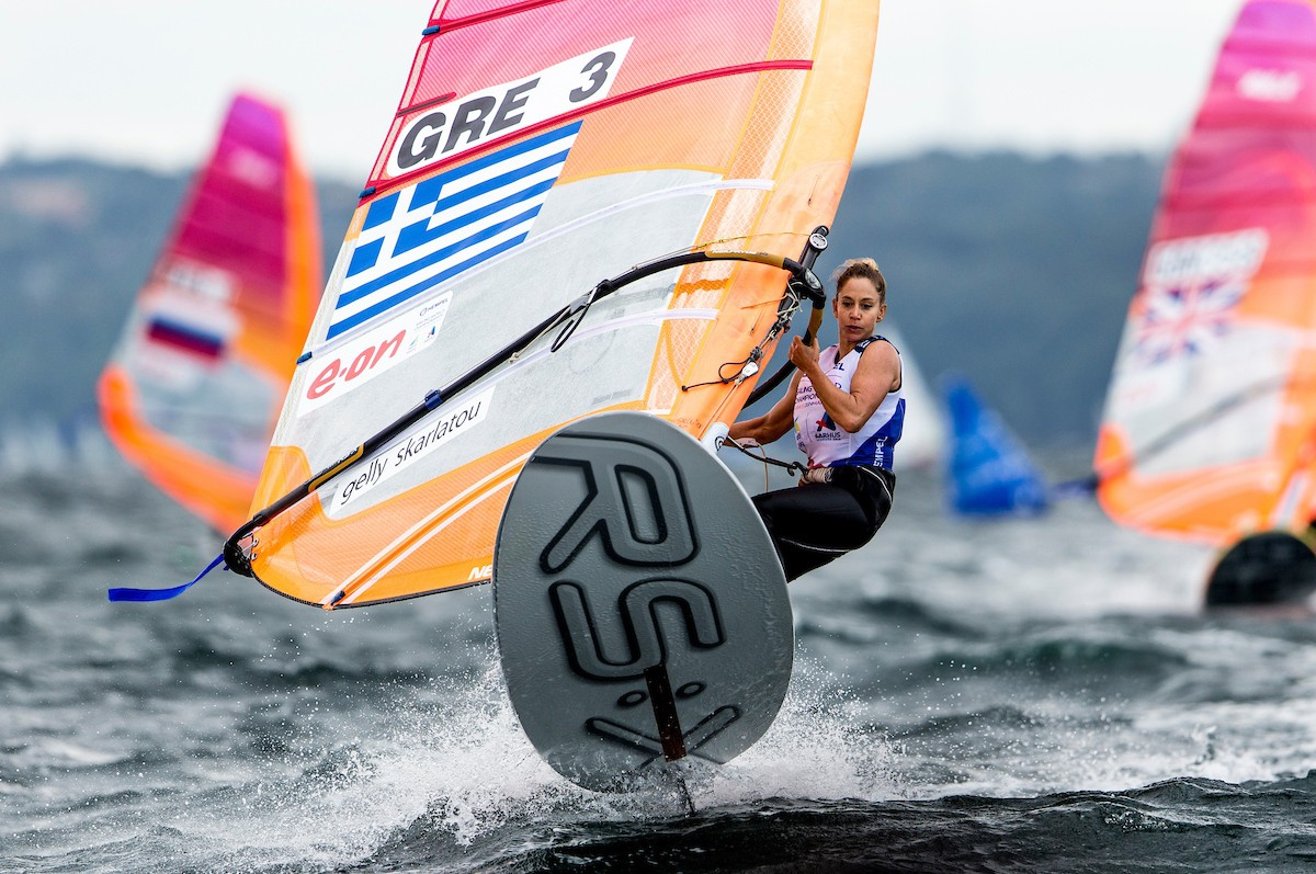 Day #10 Morning Report - Aarhus Sailing World Championships 2018