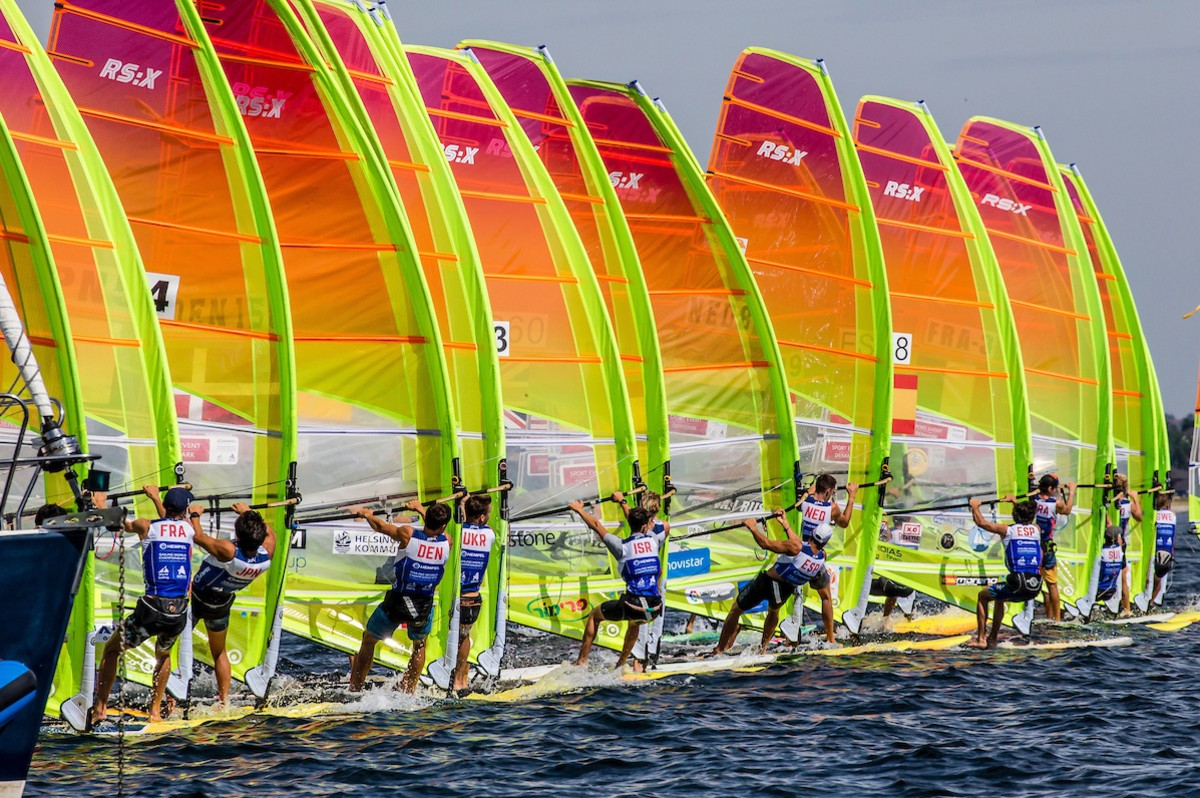 First phase of Tokyo 2020 Olympic qualification concludes at Hempel Sailing World Championships