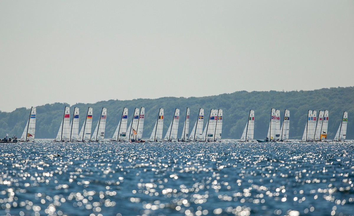 Denmark navigate sailing towards a sustainable future