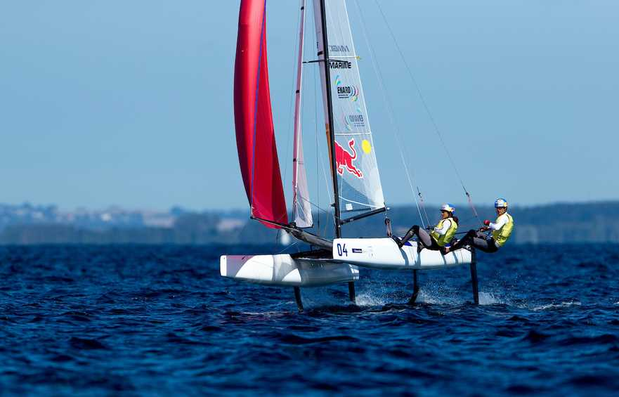 Day #11 Morning Report - Aarhus Sailing World Championships 2018