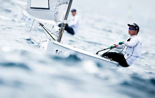 Watch LIVE Sailing - World Cup Series Enoshima