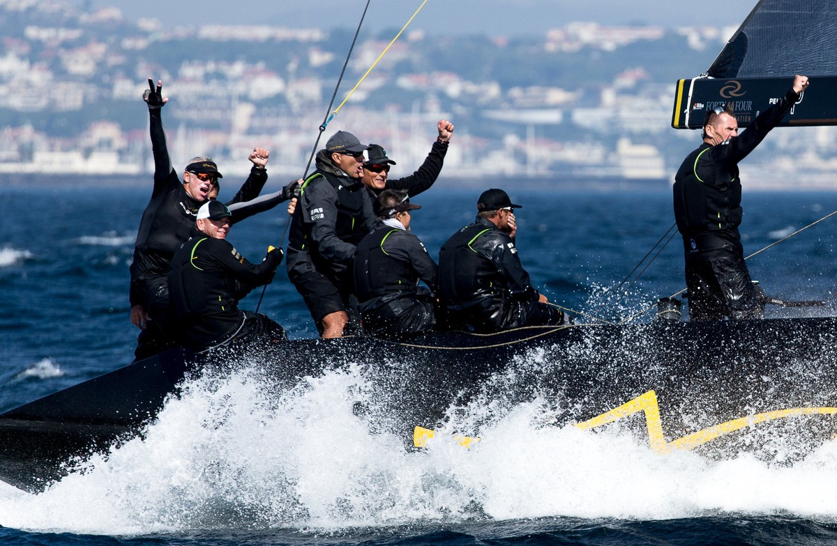 RC44 World Championship hat trick for Team Nika