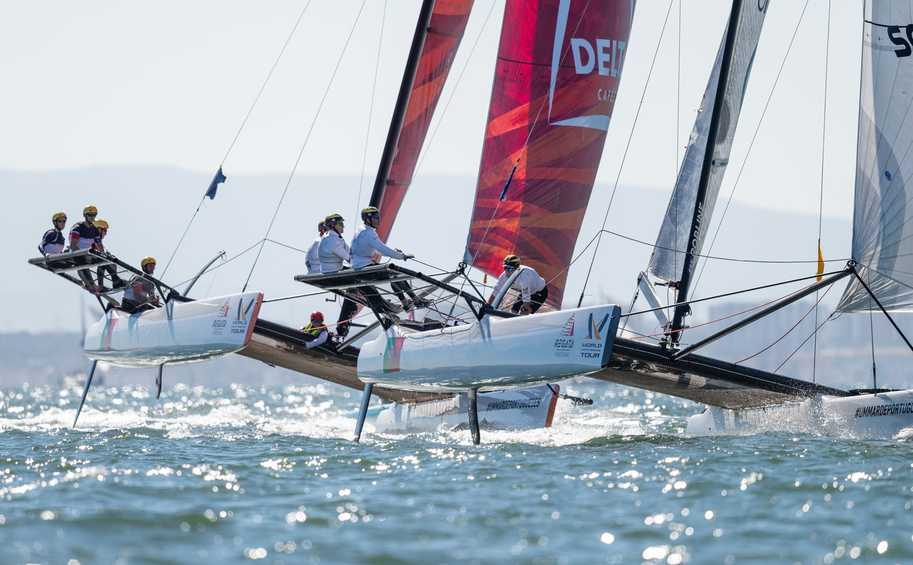 Dackhammar takes his first WMRT title in Portugal