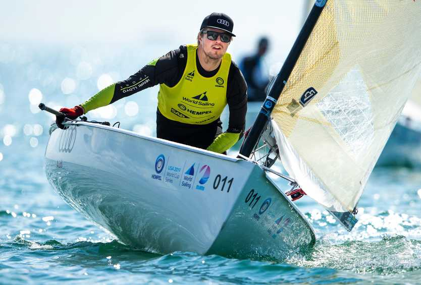 Hempel World Cup Series Miami a test of mental fortitude