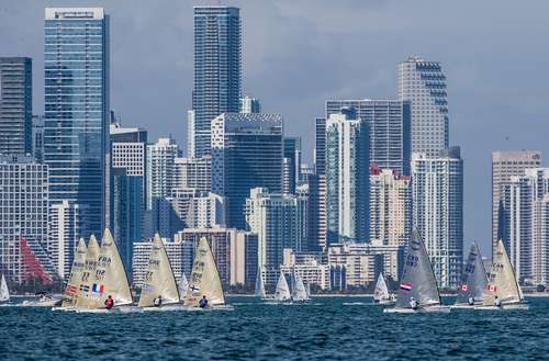 Entry open for Hempel World Cup Series Miami